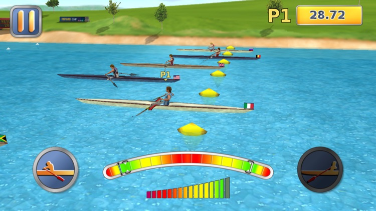 Athletics 2 Summer Sports Lite screenshot-6
