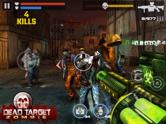 DEAD TARGET: デッド ターゲット ゾンビのおすすめ画像4