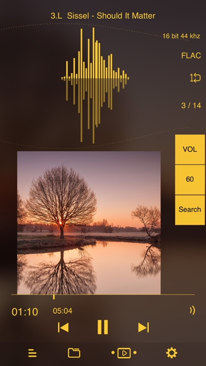 Oriole Music Player