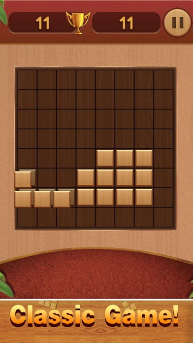 Puzzle World: Wooden Style screenshot 1