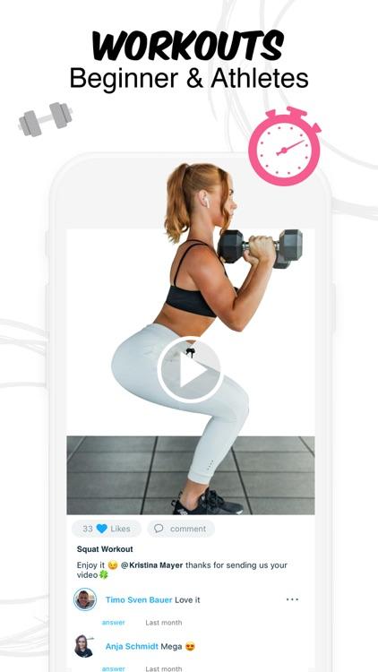 3dots Fitness & Food screenshot-4
