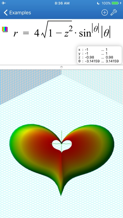 Graphing Calculator AR screenshot-7