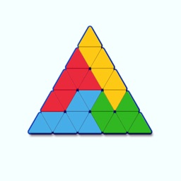 Minimal Triangle! Tangram Game