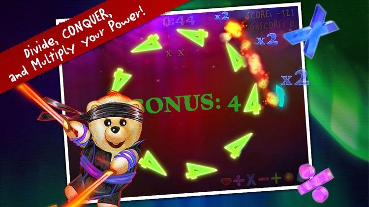 Ice Math Ninja - PREMIUM screenshot-3