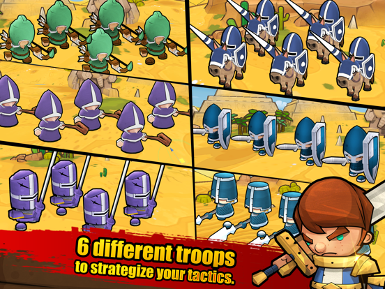 MiniWarriors.io screenshot 6