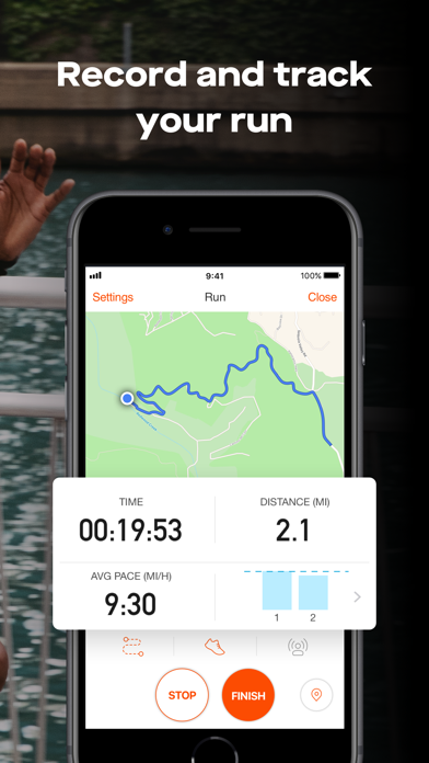Screenshot for Strava: Run & Ride Training in Malaysia App Store
