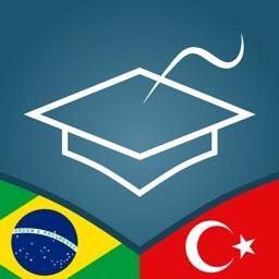 Portuguese-Turkish AccelaStudy