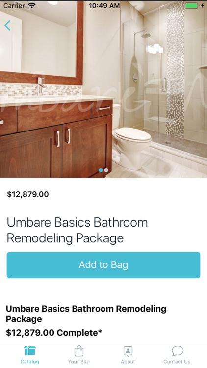 Umbare Home Remodel Online screenshot-3