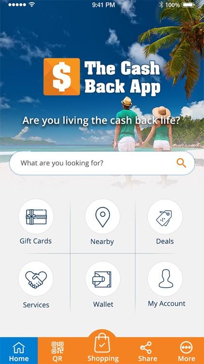 The Cash Back App