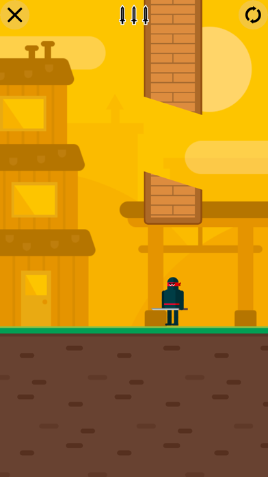 Mr Ninja - Slicey Puzzles screenshot 2