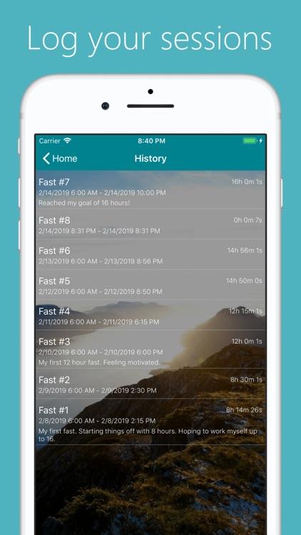 Fasting Time - Fasting Tracker screenshot-4