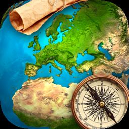 Ícone do app GeoExpert - Geografia mundial