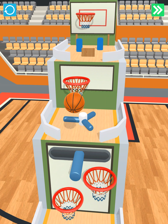 iPad Image of Basketball Life 3D