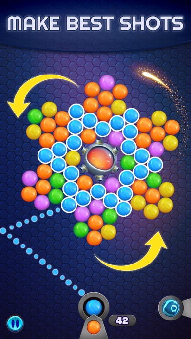 Bubble Pop Spinner screenshot 3