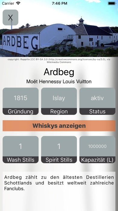 Screenshot for The Stillman - Die Whisky App in Germany App Store