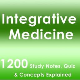 Integrative Medicine Test Bank