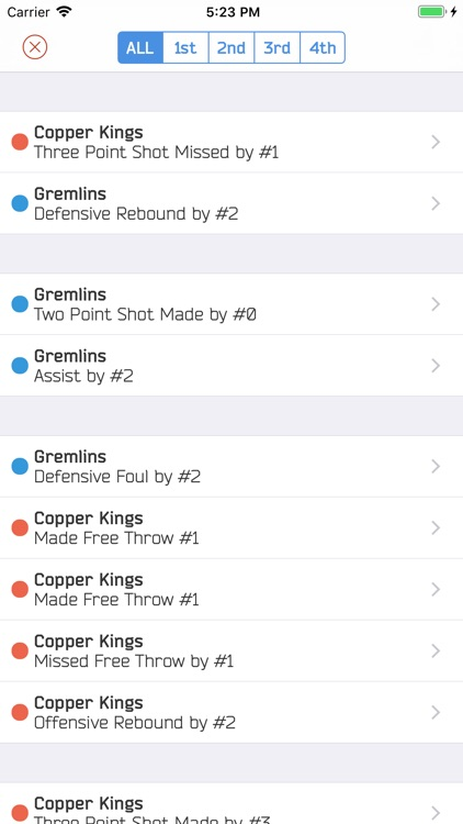 HoopMetrics | Basketball Stats screenshot-3