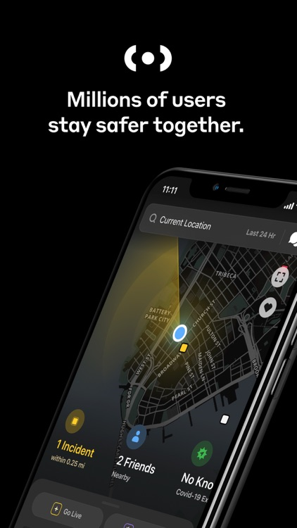 Citizen: Connect and Stay Safe
