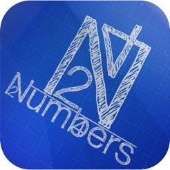 Числа - Numbers puzzle