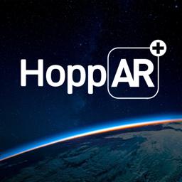 Ícone do app HoppAR