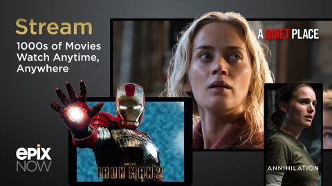 Screenshot #12 for EPIX NOW: Watch TV and Movies