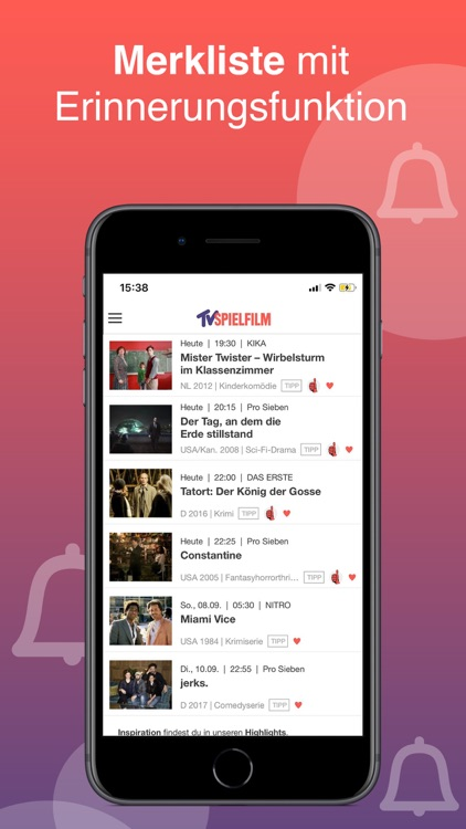 TV SPIELFILM - TV Programm screenshot-6