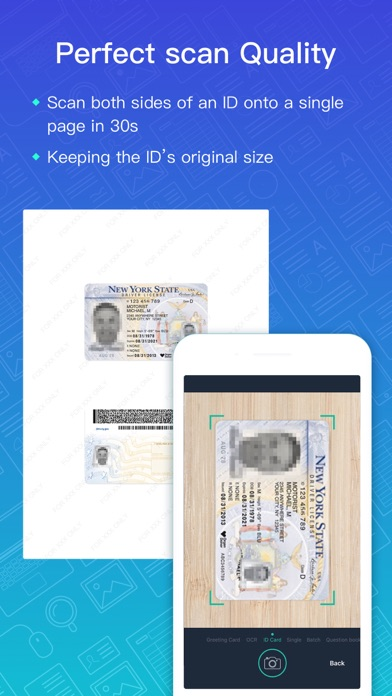 Screenshot for CamScanner-Scanner to scan PDF in United Arab Emirates App Store