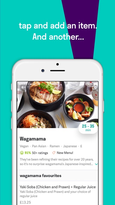 Download Deliveroo: Food delivery for Pc