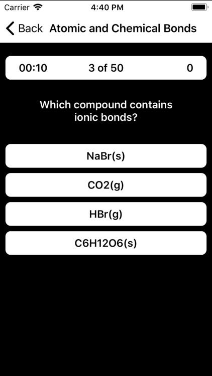 Chem Regents Buddy screenshot-5