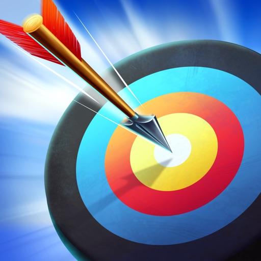 Bowman Elite: Shoot the Target app logo