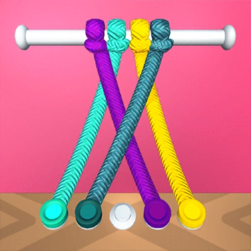 Tangle Master 3D free software for iPhone and iPad