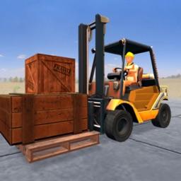 Real Forklift 3D