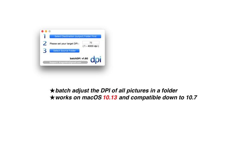 batchDPI