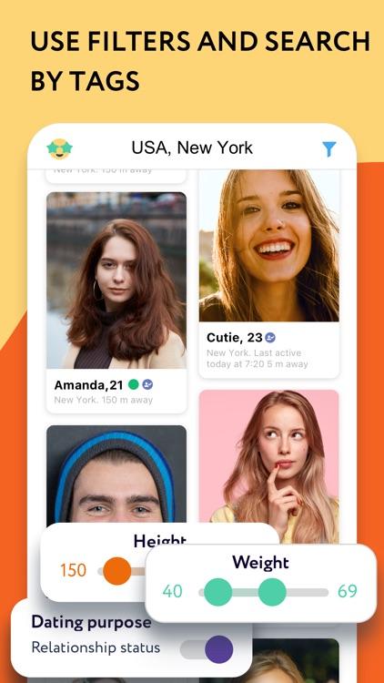 Mamba: Dating, Meet New People screenshot-4