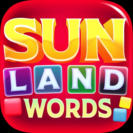 SunLand Words Puzzles Game