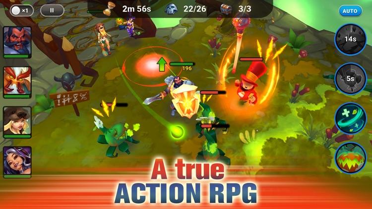 Summon Age: Heroes Idle RPG screenshot-0