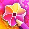 Bloom: раскраска антистресс игры бесплатно