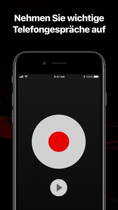 Screenshot for TapeACall: Aufnahme App in Austria App Store
