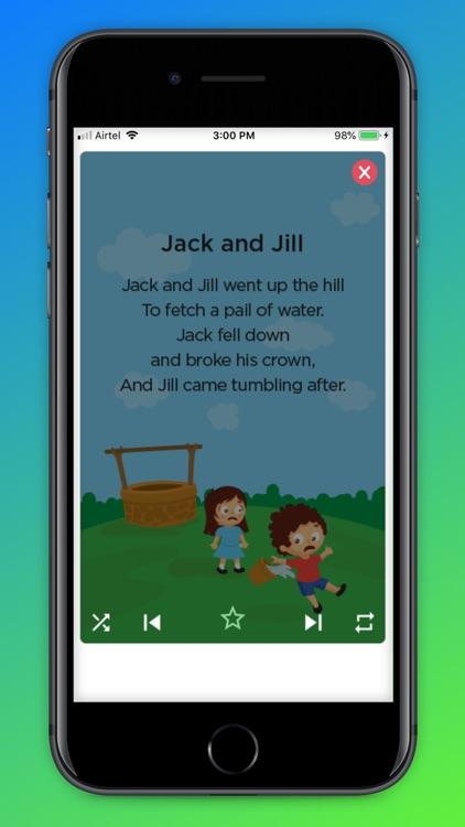 Nursery Rhymes Plus screenshot-3
