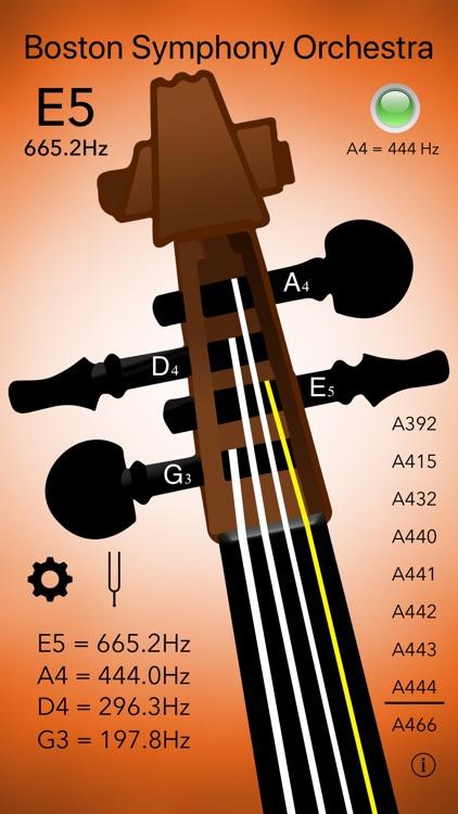 Violin Tuner Professional screenshot-6