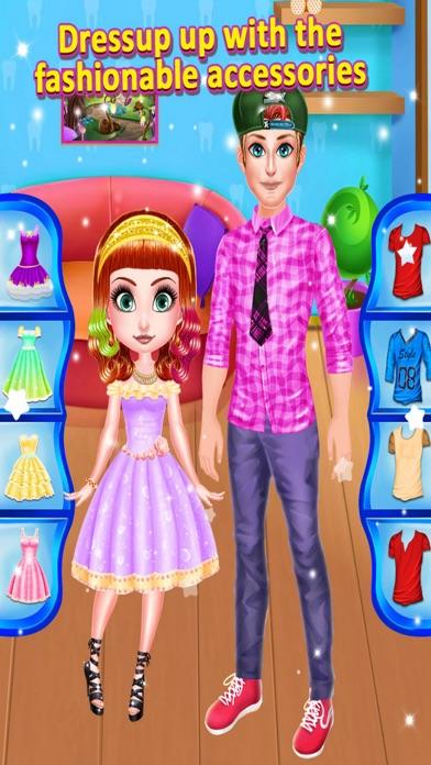 Princess And Daddy Salon