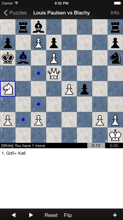 Chess Puzzles - Classic Modern