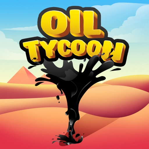 Oil Tycoon - Gas Idle Factory icon