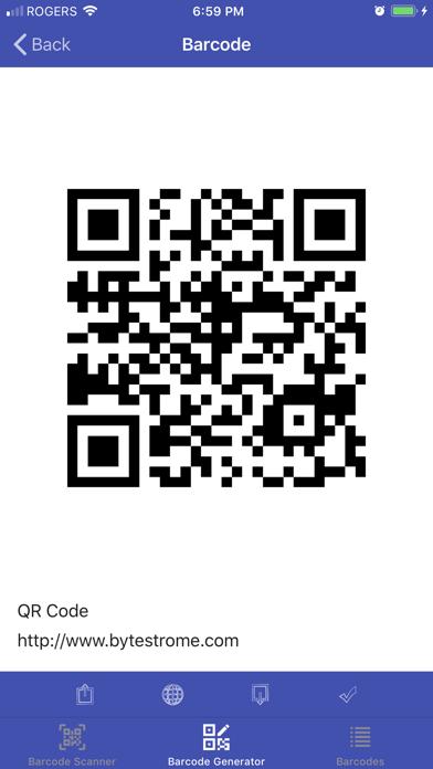Barcode Meta screenshot 3