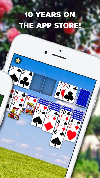Solitaire by MobilityWare screenshot-5