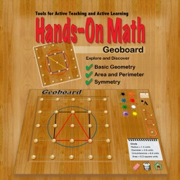 Hands-On Math Geoboard
