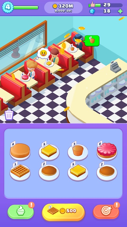 Merge Bakery screenshot-5