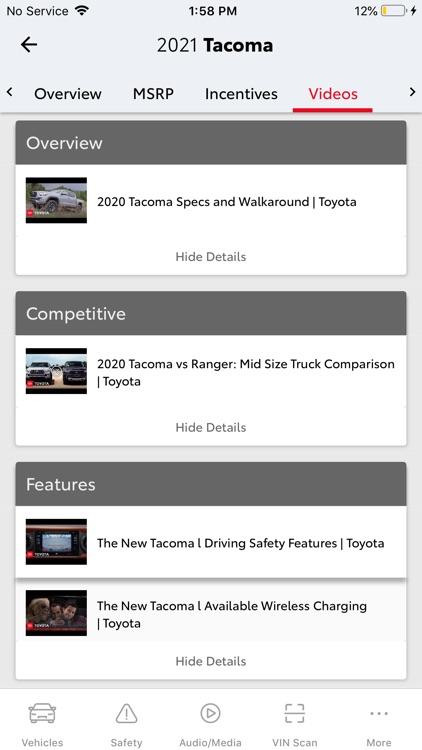 Toyota Engage App screenshot-3