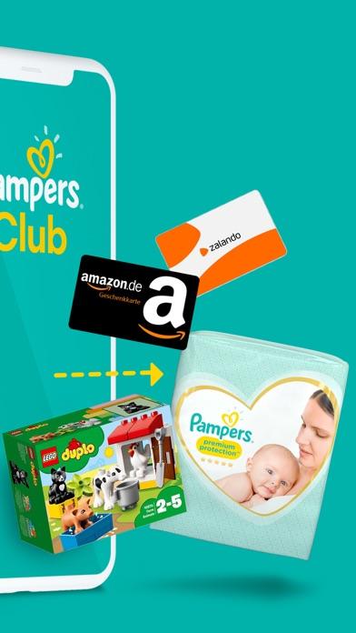 Herunterladen Pampers Club - Treueprogramm für Pc