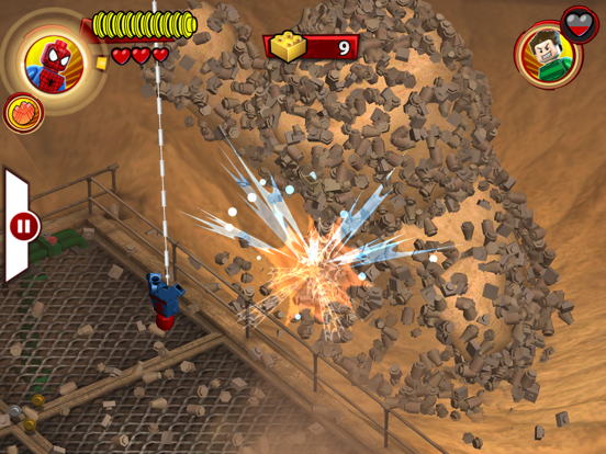 LEGO® Marvel Super Heroes screenshot